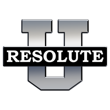 Resolute University Logo