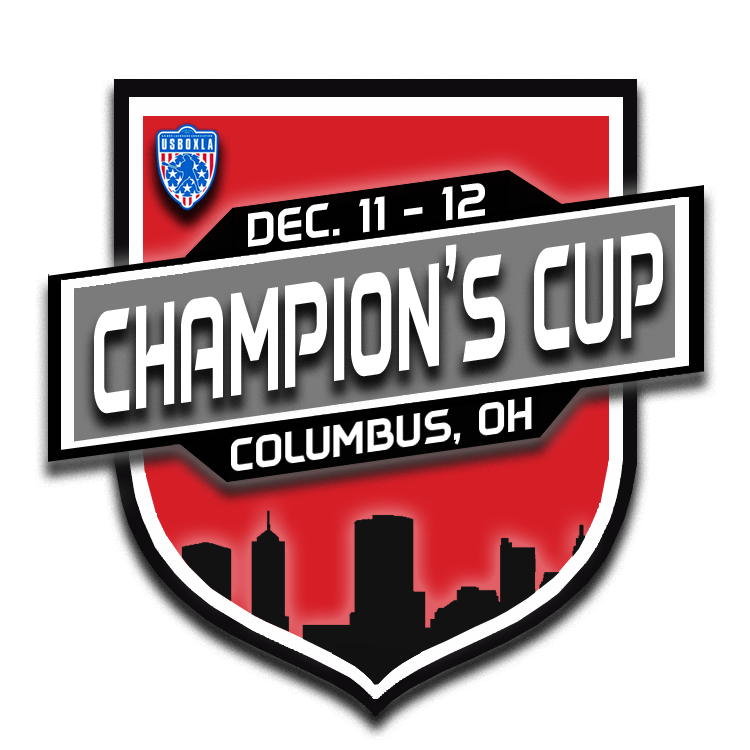 Champion's Cup Logo Website